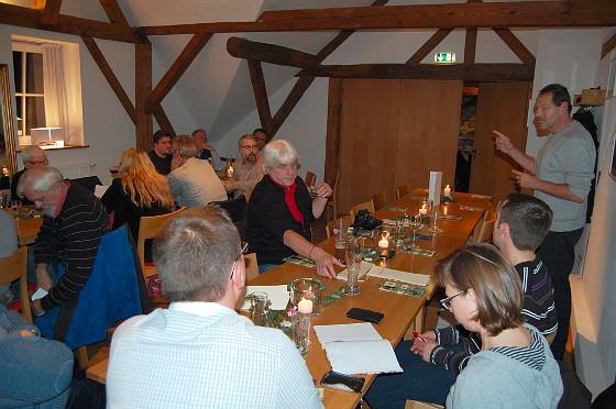 Kreisvorstand - Weihnachtssitzung 2014