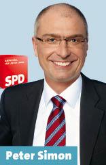 Peter Simon, MdEP (SPE)